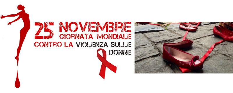 Giornata internazionale contro la violenza sulle donne.  Il nostro impegno non si ferma